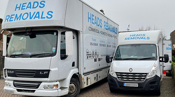 Business and Commercial Removals in Whitstable