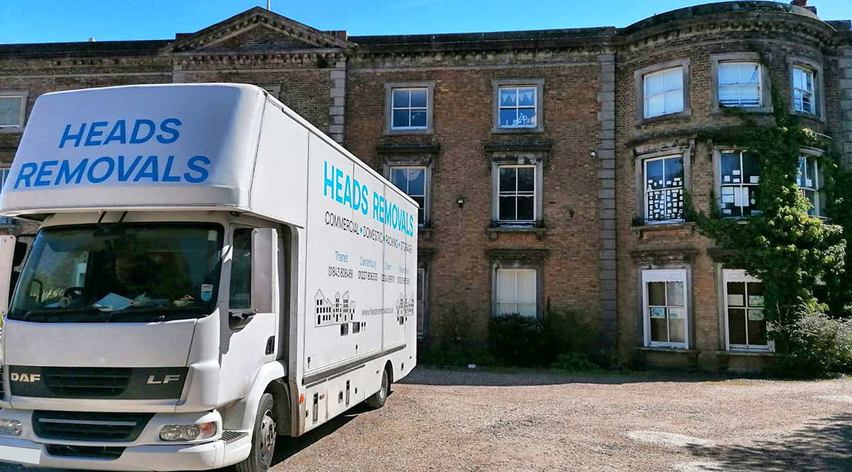 House removals in Thanet